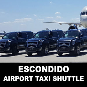 escondido airport taxi